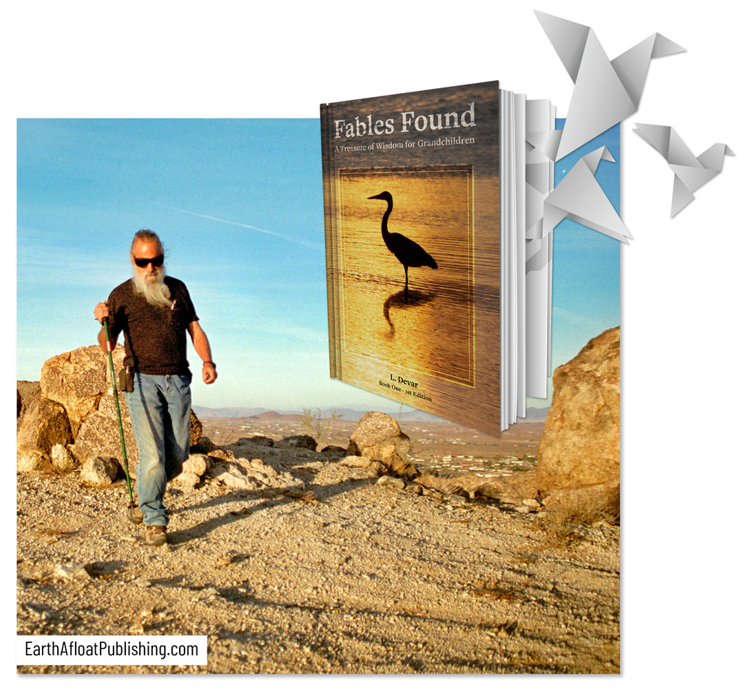 Fables Found published by Earth Afloat