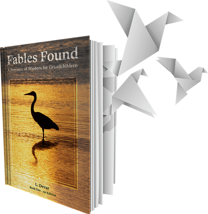 Fables Found Hot Off The Press